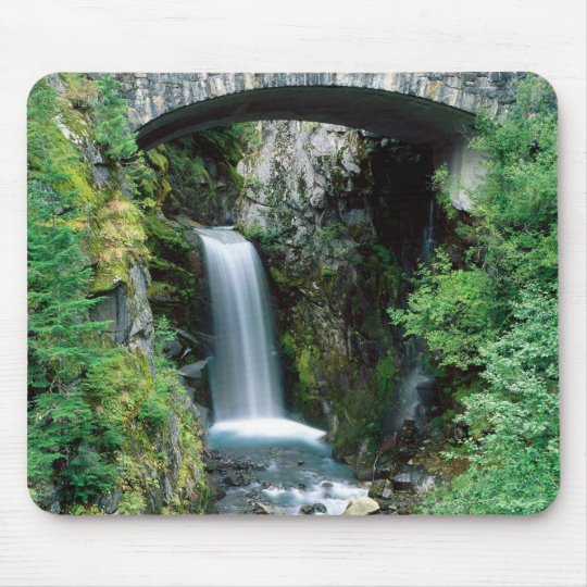 Christine Falls Mouse Pad