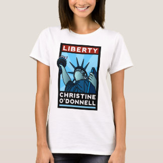 Christine O'Donnell 2010 American Liberty T-Shirt
