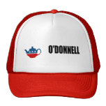 CHRISTINE O'DONNELL 2010 GORRAS