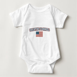 Christine O'Donnell for America Baby Bodysuit