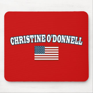 Christine O'Donnell for America Mouse Pad
