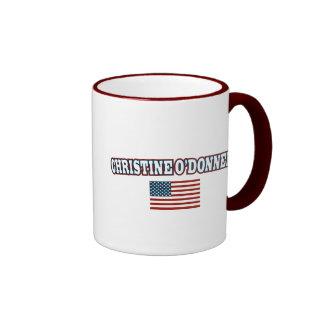 Christine O'Donnell for America Ringer Mug