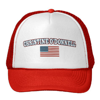 Christine O'Donnell for America Trucker Hat