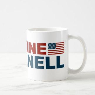 Christine O'Donnell for Liberty Coffee Mug