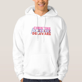 Christine O'Donnell for US Senate - Delaware Hoodie