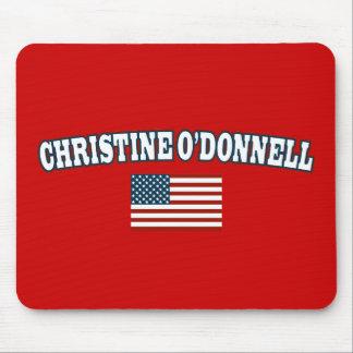 Christine O'Donnell para América Tapete De Raton