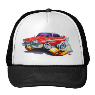 Christine Plymouth Fury Trucker Hats