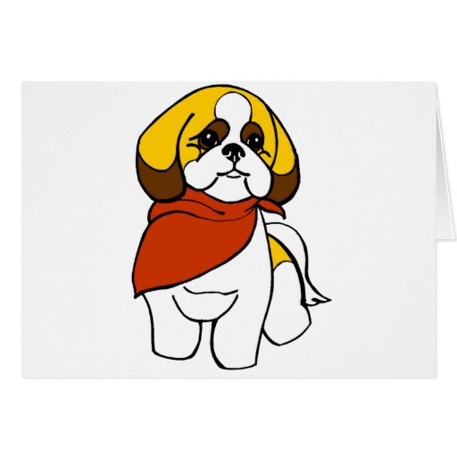 Christine's Pet Grooming Logo Cards