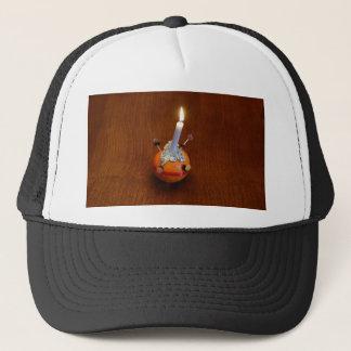 Christingle Trucker Hat