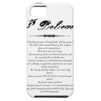 Christliche Grundlagen iPhone 5 Case-Mate Carcasas