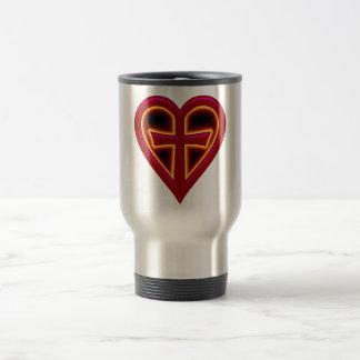 christliche Liebe christian love Travel Mug