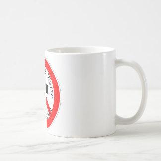 Christliche Werte — Nein Danke! Classic White Coffee Mug