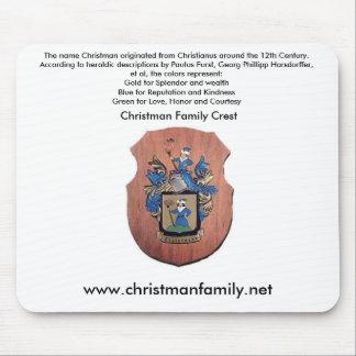Christman Mouse Pad
