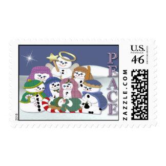 Christmas14 Postage Stamp