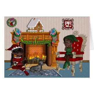 Christmas1A Card