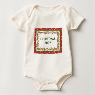 CHRISTMAS2007 BABY BODYSUIT