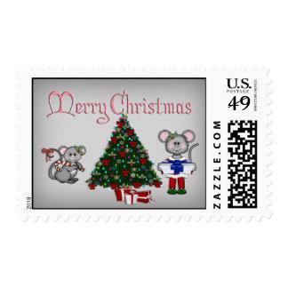 Christmas4 Postage Stamp