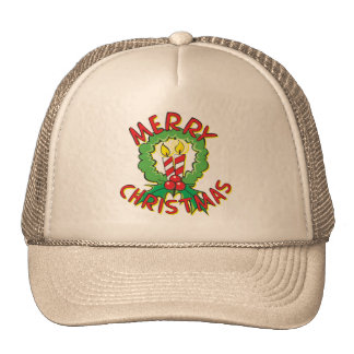 Christmas5.png Trucker Hat