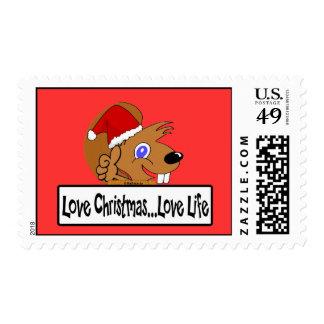 Christmas 05 stamps
