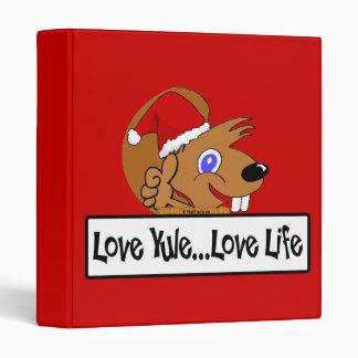 Christmas 09 binder