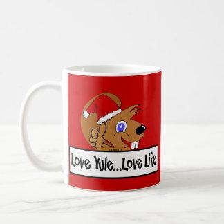 Christmas 09 coffee mug