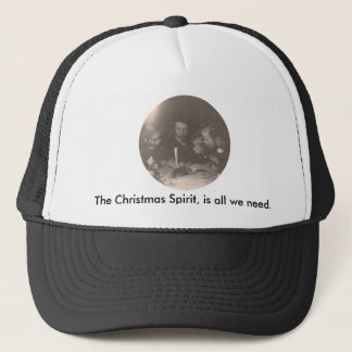Christmas 1946 trucker hat