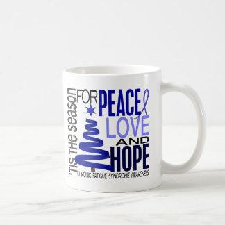 Christmas 1 CFS Chronic Fatigue Syndrome Coffee Mug