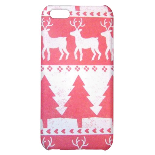 Christmas 1 cover for iPhone 5C