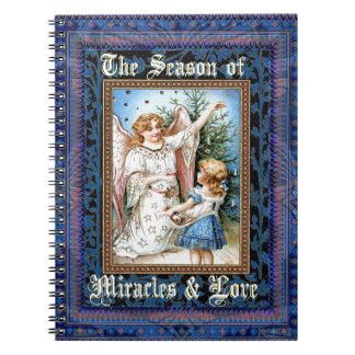Christmas 1 - The Season of Miracles and Love Notebook