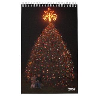 christmas 2009 - Customized Calendars