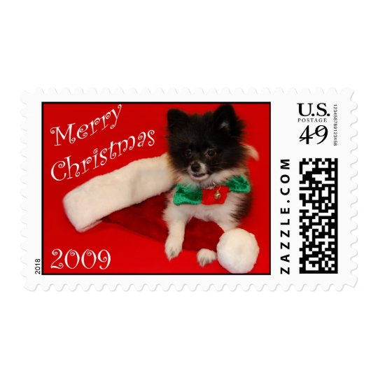 Christmas 2009 Stamps