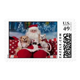 Christmas 2011 postage
