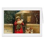 CHRISTMAS (250) GREETING CARD