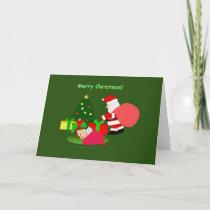Christmas 2 holiday card