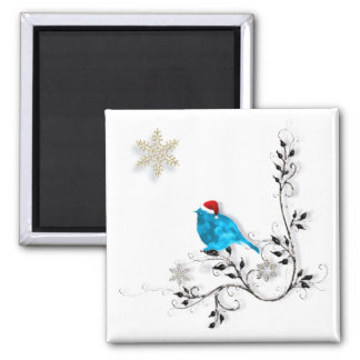 Christmas! 2 Inch Square Magnet