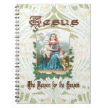 Christmas 2 - Jesus is the Reason for Season Note Book