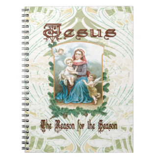 Christmas 2 - Jesus is the Reason for Season Notebook