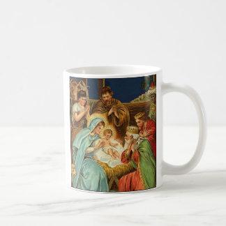 CHRISTMAS (323a) Classic White Coffee Mug
