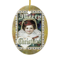 Christmas 3 - Angels, Bells and Jesus Love Christmas Ornament