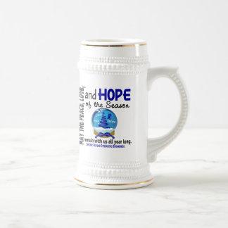 Christmas 3 CFS Chronic Fatigue Syndrome Coffee Mugs