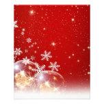 """Christmas 4.5"""" X 5.6"""" Flyer"""