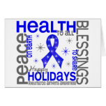 Christmas 4 Rheumatoid Arthritis Snowflakes Cards