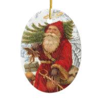 Christmas 4 Saint Nicholas Ornament
