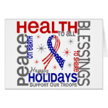 Christmas 4 Support Our Troops Card