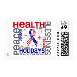 Christmas 4 Support Our Troops Stamps