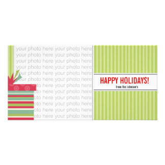 Christmas 4 x 8 Glossy Photo Cards
