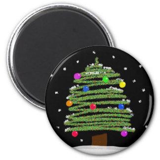 Christmas 53.jpg 2 inch round magnet