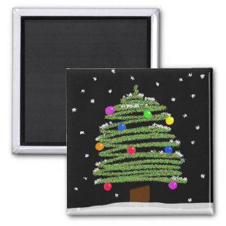 Christmas 53.jpg 2 inch square magnet