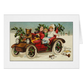CHRISTMAS (566) CARD