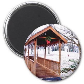 Christmas 57.jpg 2 inch round magnet